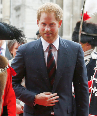 Prince Harry Wins Over Everyone at the Lord Mayor's Annual Curry Lunch
