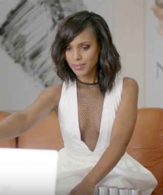 Kerry Washington Personally Called a Fan to Announce Neutrogena's Diverse Foundation Shades