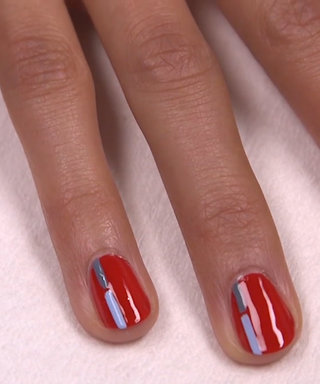Nail Art Know-How: The Broken Stripe