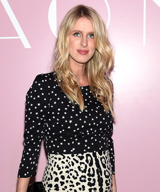 Nicky Hilton Just Wore the Wildest Maternity Ensemble