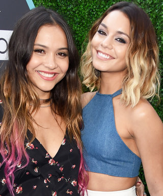 Vanessa Hudgens Is the Best Big Sister Ever with These Fun Vacay Pics
