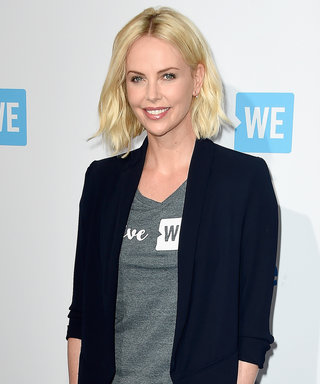 How Charlize Theron and More Stars Inspired Students at the 2016 WE Day Concert
