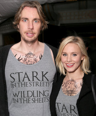 Dax Shepard and Kristen Bell's New Tattoos Prove They Are Huge Game of Thrones Fans