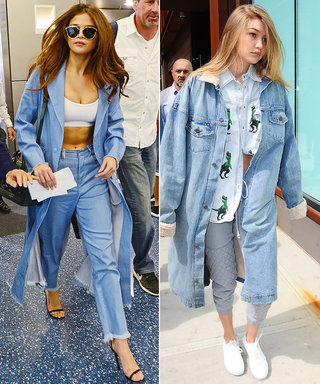 7 New Celebrity-Approved Ways to Double Up on Denim