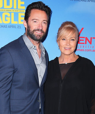 Hugh Jackman Looks Unrecognizable in His Adorable 20th Anniversary Throwback Photo