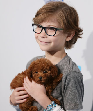 Jacob Tremblay Has Finally Named His New Puppy