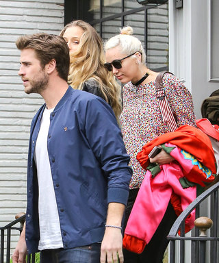 Miley Cyrus and Liam Hemsworth Step Out Together After Reported Re-Engagement