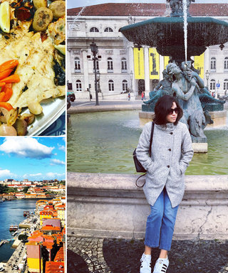Travel Like an Editor: What InStyle's Claire Stern Packed for Her Trip to Portugal