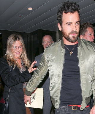 Jennifer Aniston and Justin Theroux Are the Cutest After a Fashionable Date Night in L.A.