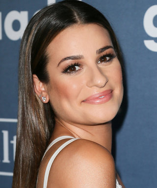 Lea Michele Honors Her Grandma and Cory Monteith with Tattoos