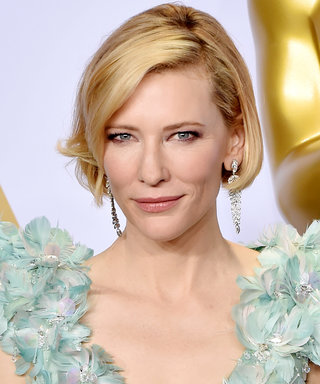Cate Blanchett Is Unrecognizable in This Video from a '90s Australian Variety Show