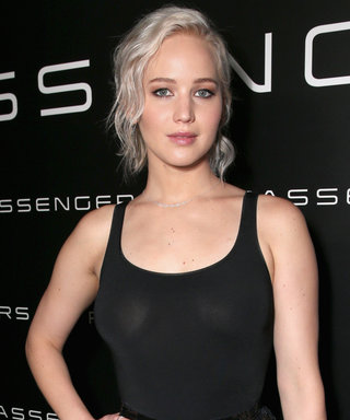 Jennifer Lawrence Sparkles in a Chic Maxi Skirt at CinemaCon