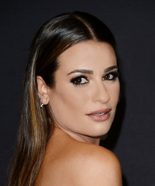 Lea Michele Shows Off Her Toned Physique in New Swimsuit Snap
