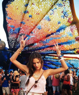 Can't Make It to Coachella? Follow These 7 Celebrities at the Festival Instead