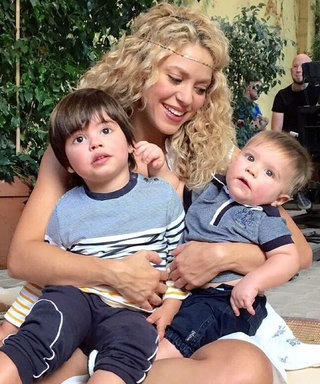 See Shakira Play Guitar for Her Son in This Beyond-Adorable Instagram Photo