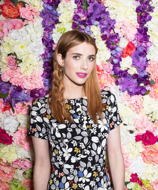 Emma Roberts and More Hollywood Beauties Join Suno for a Cozy, Flower-Fueled Dinner