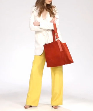 Watch 3 Ways toStyle Wide-Leg Trousers