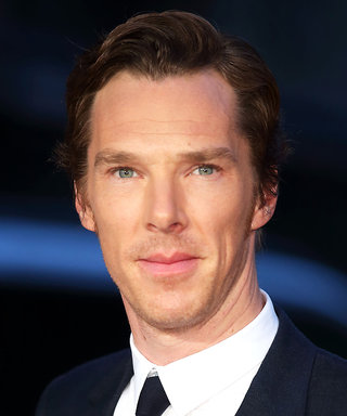 Benedict Cumberbatch Is the New Grinch