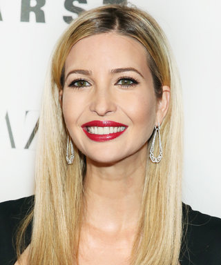 Ivanka Trump Gets Back to Work with Her Oldest Son in Tow