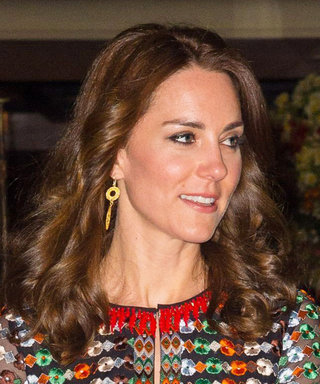 Kate Middleton Steps Out in Her Most Colorful Outfit Yet