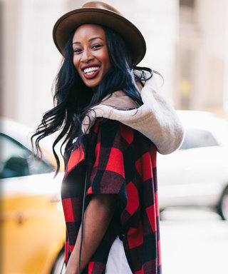 #InspiredByInStyle: Reader of the Week Shannae Ingleton Smith Shows How to Wear Plaid All Spring