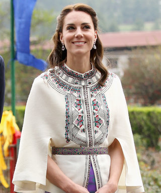 Kate Middleton Tries Her Hand at Archery After Making a Stylish Arrival in Bhutan