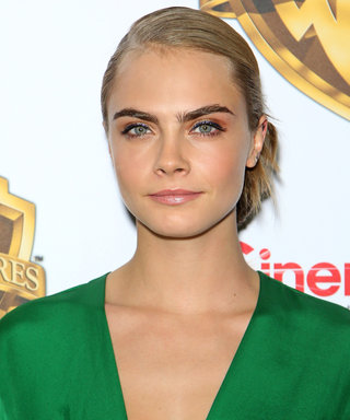 Cara Delevingne's Toned Abs Are on Full Display in This Sexy Instagram