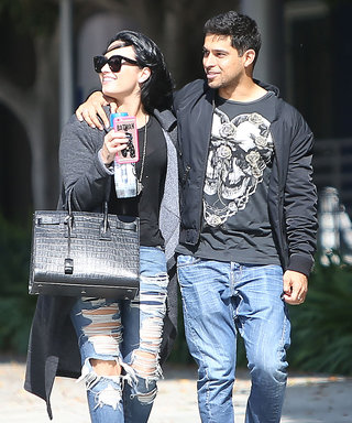 Demi Lovato and Wilmer Valderrama Step Out in Matching Looks