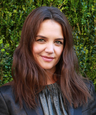 Katie Holmes Reveals What's Inside Her Bag Right Now