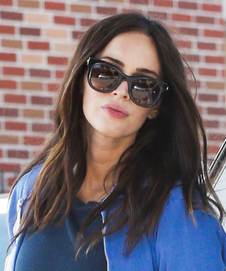 Megan Fox Shows Off Her Bump in Athleisure-Inspired Maternity Look