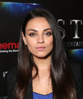 Mila Kunis Will Make You Want to Wear a Low Ponytail All Day, Every Day