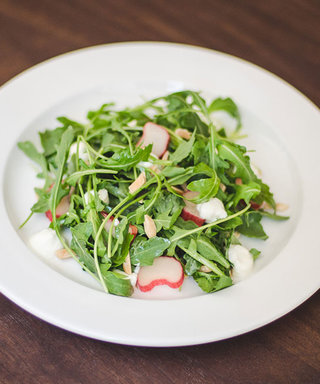 Explore the Savory Side of Rhubarb with This Fresh, Easy Salad