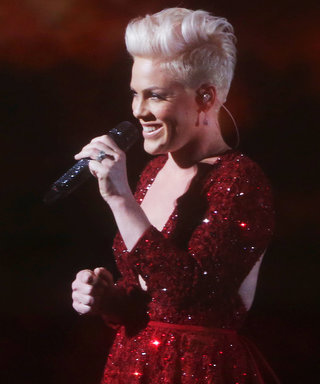 "Pink Releases ""Just Like Fire"" from Alice Through the Looking Glass"