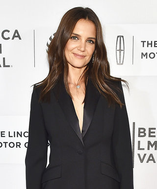 "Katie Holmes Makes Her Directorial Debut, Was ""Inspired by Angelina Jolie"""
