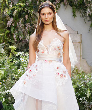 If You Love '90s Slip Dresses, Then You'll Really Love Monique Lhuillier's Latest Bridal Collection