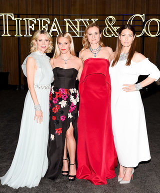 See Reese Witherspoon and Jessica Biel Dazzle at Tiffany's Party