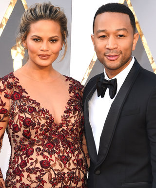 Chrissy Teigen Gives a Funny Update on John Legend After the Birth of Their Daughter