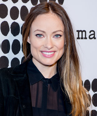 See Pregnant Olivia Wilde Channel Kim Kardashian in a Daring Maternity Look