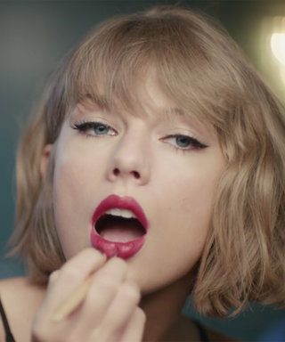 Taylor Swift Lip-Syncs Jimmy Eat World in New Apple Music Commercial
