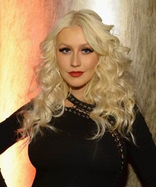 Your Go-To Summer Eyeshadow Look, Courtesy of Christina Aguilera