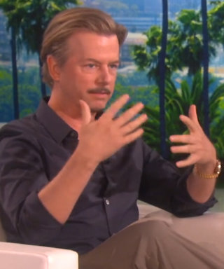 You'll Never Guess What David Spade Did When He Met Adele