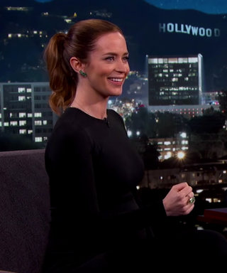 Charlize Theron's Son Thought Emily Blunt Was Frozen's Queen Elsa