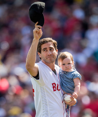 Jake Gyllenhaal Just Melted Our Hearts at the Boston Red Sox Game