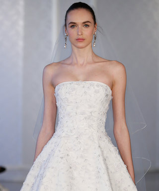 Oscar de la Renta's Latest Wedding Dress Collection Has Something for Every Bride