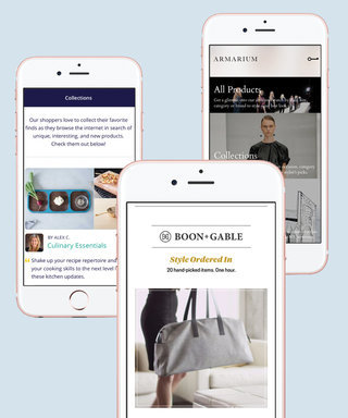 Download These 3 Apps to Get the Personal Stylist Treatment