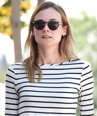 Diane Kruger Wears a Crop Top, Proves She's Hotter at 39 Than Ever