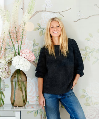 Gwyneth Paltrow Shows You How to Plan a Relaxed, Elegant Brunch for Mother's Day