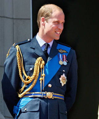 """Prince William Says the Royals Are a Typical """"Normal Family"""""""