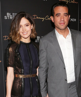 Rose Byrne and Bobby Cannavale's Son Is Already Quite the Little Swimmer