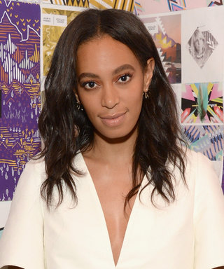 Singer-songwriter Solange Knowles attends the Teva launch celebration of the 2016 Artist Series Collection at The Bold Room on April 19, 2016 in Los Angeles, California.